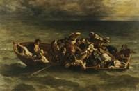 The Shipwreck of Don Juan Fine-Art Print