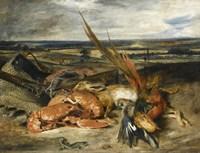 Still Life with Lobster, 1827 Fine-Art Print
