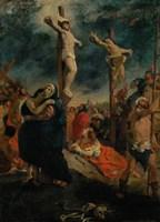 Crucifixion, 1835 Fine-Art Print
