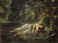 Death of Ophelia Fine-Art Print
