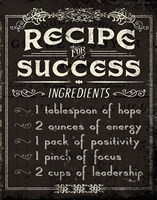 Life Recipes II Fine-Art Print