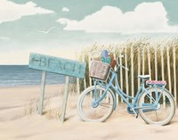 Beach Cruiser II Crop Fine-Art Print