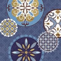 Mediterranean Blue II Fine-Art Print