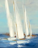Summer Regatta II Fine-Art Print