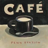 Coffee Spot I Fine-Art Print