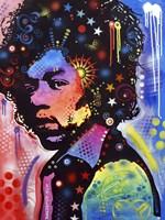 Jimi Hendrix IV Fine-Art Print