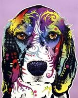 4 Beagle Fine-Art Print