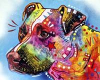 Pit Bull 1059 Fine-Art Print