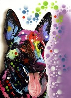 German Shepherd 2 Fine-Art Print