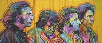 Beatles Pano Fine-Art Print