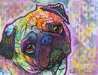 Pug Love Fine-Art Print