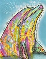 Dolphin Fine-Art Print