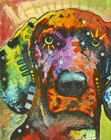 Sunny Day Dog Fine-Art Print