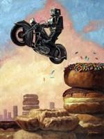 Dark Rider Again Fine-Art Print