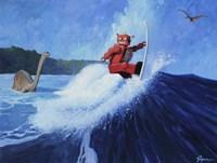 Surfer Joe Fine-Art Print