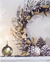 Gold Wreath Fine-Art Print