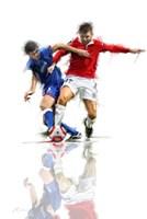 Football Players 2 Fine-Art Print