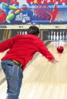 Bowling Fine-Art Print