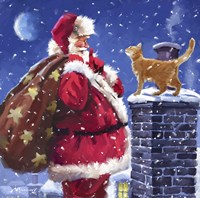 Santa 8 Fine-Art Print