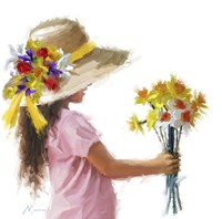 Easter Bonnet Fine-Art Print