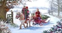 Pony Cart 2 Fine-Art Print