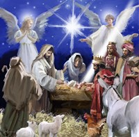 Nativity 2 Fine-Art Print