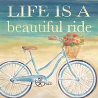 Beautiful Ride I Fine-Art Print