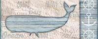 Ocean Life Whale Fine-Art Print