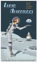 Lunar Adventures Fine-Art Print