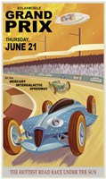 Solarmobile Grand Prix Fine-Art Print