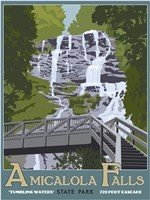 Amicaola Falls Fine-Art Print