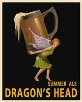 Dragon's Head Ale Fine-Art Print