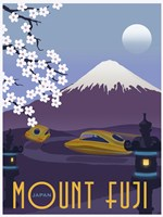 Mt Fuji Fine-Art Print