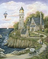 Love Lighthouse Fine-Art Print