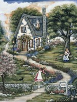 Sisters Cottage Fine-Art Print