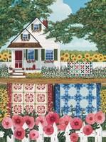 The Quilt Garden Fine-Art Print
