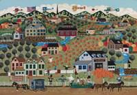 Noah's Pumpkin Farm Fine-Art Print