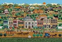My Home Town Fine-Art Print