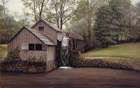 Mabry Mill Fine-Art Print
