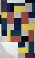Pure Painting ( Composition),  1920 Fine-Art Print