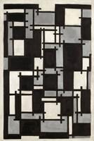 Composition X  1918 Fine-Art Print