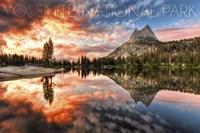 Yosemite Cloud Landscape Fine-Art Print