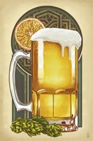 Beer Mug Large Fine-Art Print