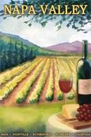 Napa Valley Ad Fine-Art Print