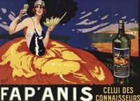 Fap Anis Wine French Fine-Art Print