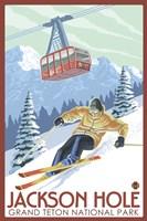 Jackson Hole Grand Teton Park Fine-Art Print