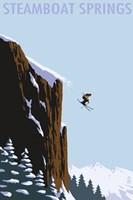 Steamboat Springs Ski Jump Fine-Art Print