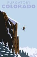 Purgatory Colorado Ski Jump Fine-Art Print