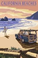 Californa Beaches Fine-Art Print