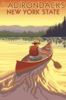 The Adirondacks New York Fine-Art Print